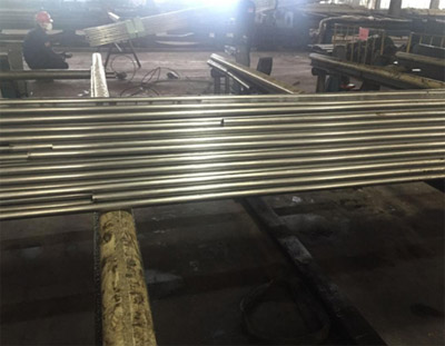 Seamless carbon steel boiler tube DIN17175,Seamless boiler tube,Seamless heat-exchanger tube