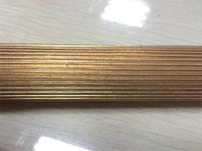 Heat-exchanger High Flux Tube